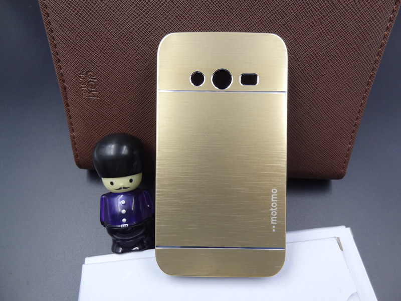 Luxury Slim Ultra thin Aluminum Metal Phone Cover Case Samsung Galaxy G313H - Professional sales of mobile phone parts store
