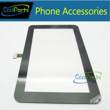 Black Color For Samsung Galaxy Tab 2 7.0 P3110 Touch Screen Digitizer Free DHL EMS 15PCS/Lot