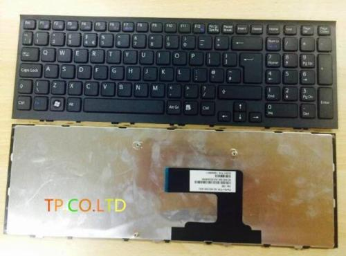US Keyboard Replacement NEW For Sony Vaio VPC-EL VPCEL PCG-71C11L PCG-71C12L(China (Mainland))