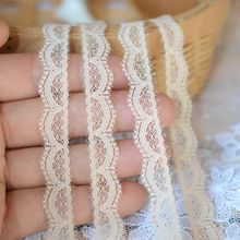 1/meter 1/meter skin color lace small lace width 1.1 cm(China (Mainland))