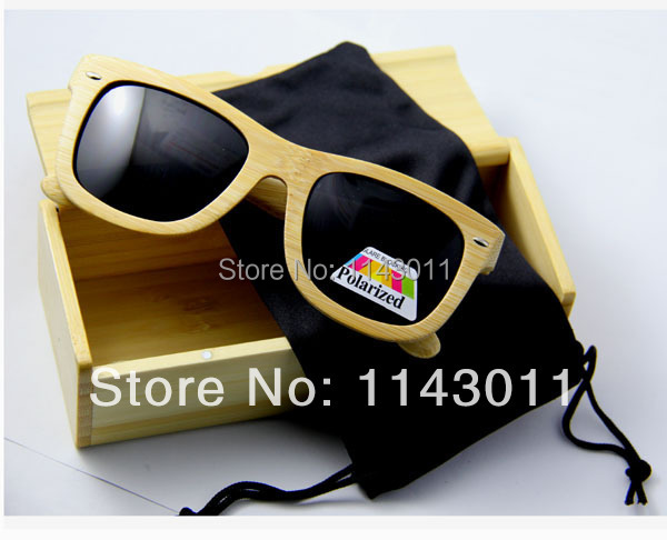 2014 fashion polarized sunglasses available sale designer Bamboo wooden - Fashion No1 eyewear store
