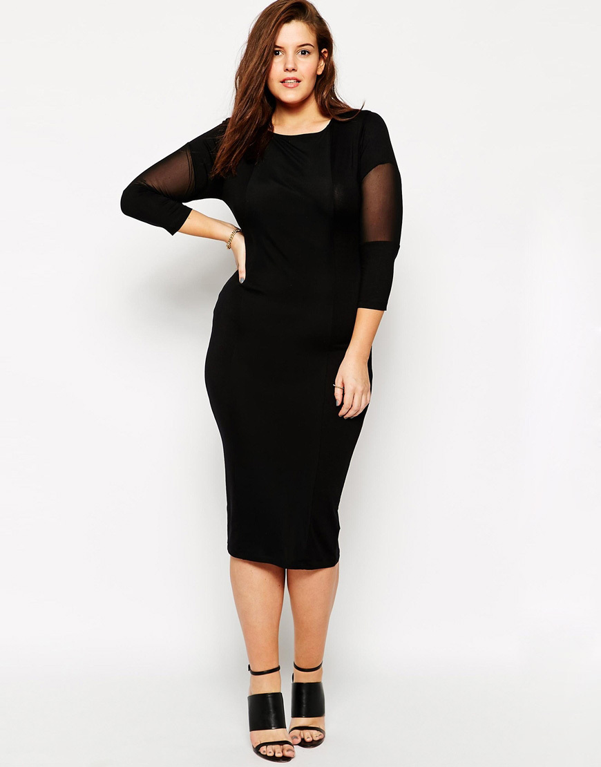 Slimming Dresses For Plus Size Women