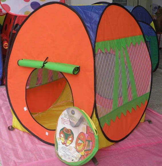 Детская игровая палатка Wise 48889 , 1toy детская игровая палатка красотка цвет желтый голубой