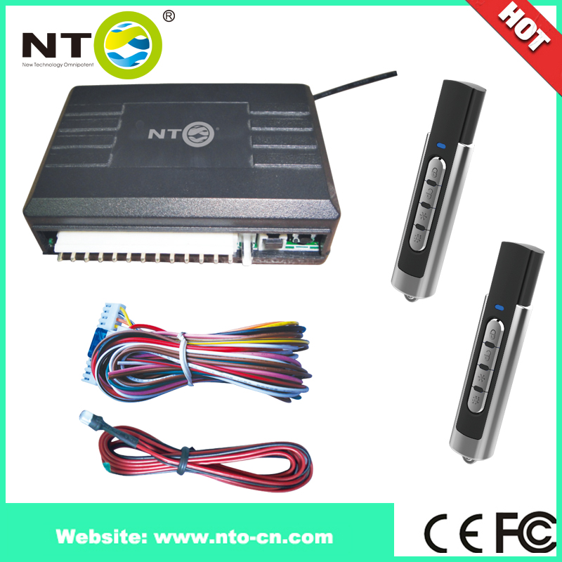Remote controller for keyless entry system with 18 months warranty factory supply(China (Mainland))