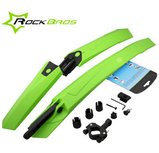 ROCKBROS 26 Bike Bicycle MTB Fender Mudguard Front &amp; Rear Quick Release<br><br>Aliexpress