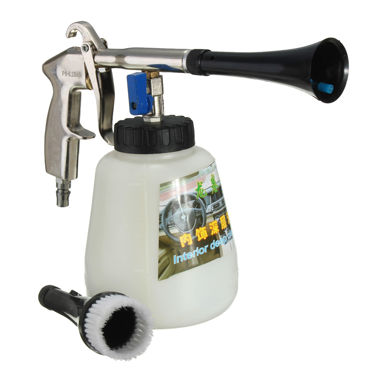 Hot Sale multifunctional high pressure Air Opearted car washer equipment foam gun car pistoal cleaning gun car washing tool(China (Mainland))