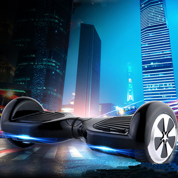 koowheel 2015 Self Balance two wheel scooter Skateboard 6.5inch electric unicycle remote & led light hover board free ship - Jomo Tech store