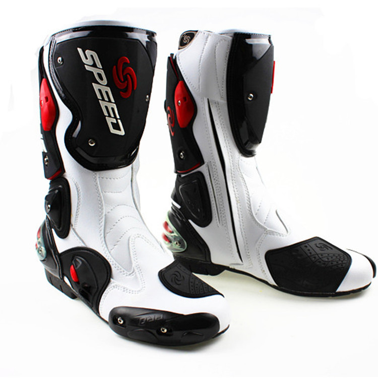 top quality probiker speed motorcycle boots moto boots