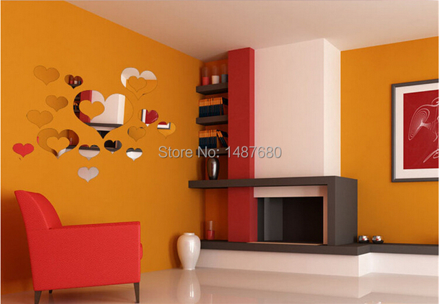 Decoration murale design 3d - Deco murale salon design ...