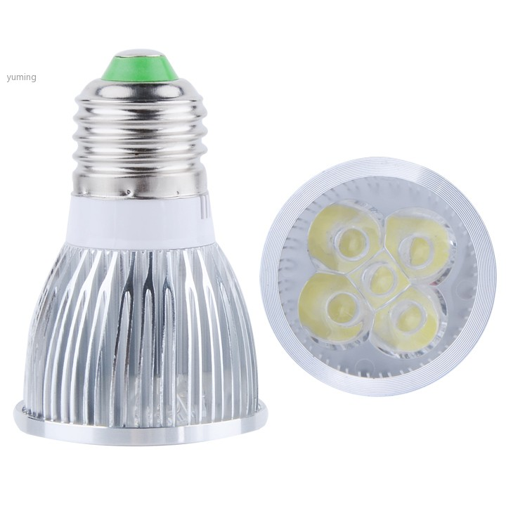 ultra bright 15w e27 led spot lights lamp bulb cold white. Black Bedroom Furniture Sets. Home Design Ideas