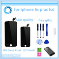 1pcs AAA Quality TianMa No Dead Pixel with 3D Touch display for iphone 6S plus lcd