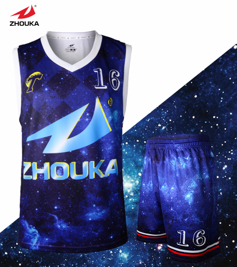 Hot sale!Unique design Men's Basketball jersey,custom any pattern(China (Mainland))