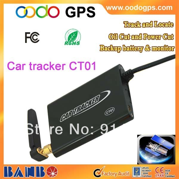 BANBO online car tracking system manfaucture support engine cut