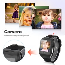 ZGPAX Bluetooth Smart Watch with Camera Unlocked SIM Phone Watch Sync Call Music Reminder Anti-lost phone mate for Android IOS(China (Mainland))