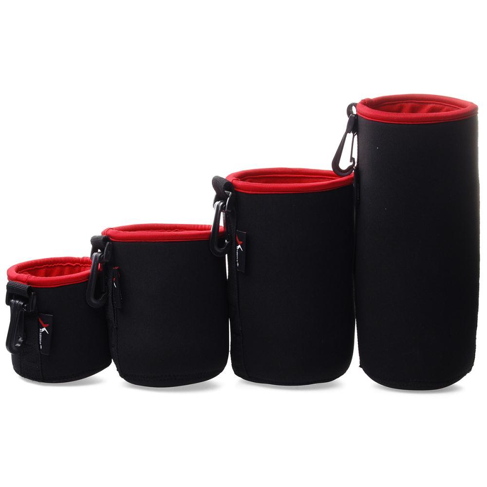 Neoprene Lens Pouch Soft Bag Case for Camera