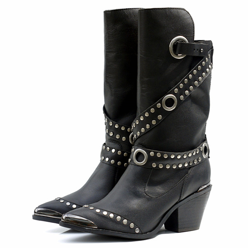 High Quality Womens Vintage Cowboy Boots Promotion-Shop for High