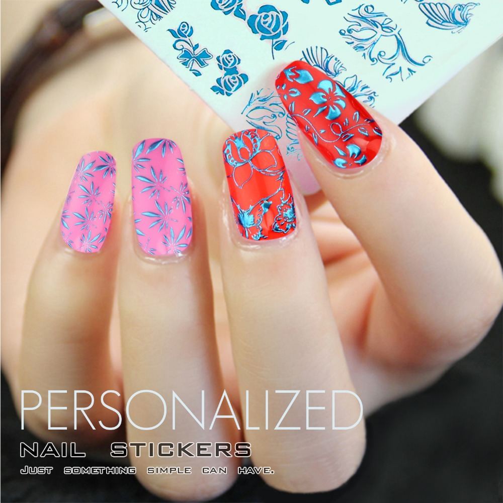 Nail Art With Sky Blue Colour The Best Inspiration For Design And