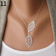 Moda Collier Femme collar wielowarstwowe boże narodzenie Choker wisiorek naszyjniki dla kobiet prezenty Boho biżuteria collares mujer nowy(China)