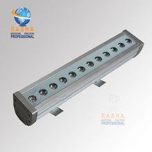 NEW 30pcs*1/3W RGB LED wall washer light / LED Stage light / LED effect light,LED Bar Light(China (Mainland))