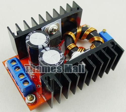 150W Adjustable DC 10V-32V to 12V-35V Step up Boost Power Supply Module 2PCS