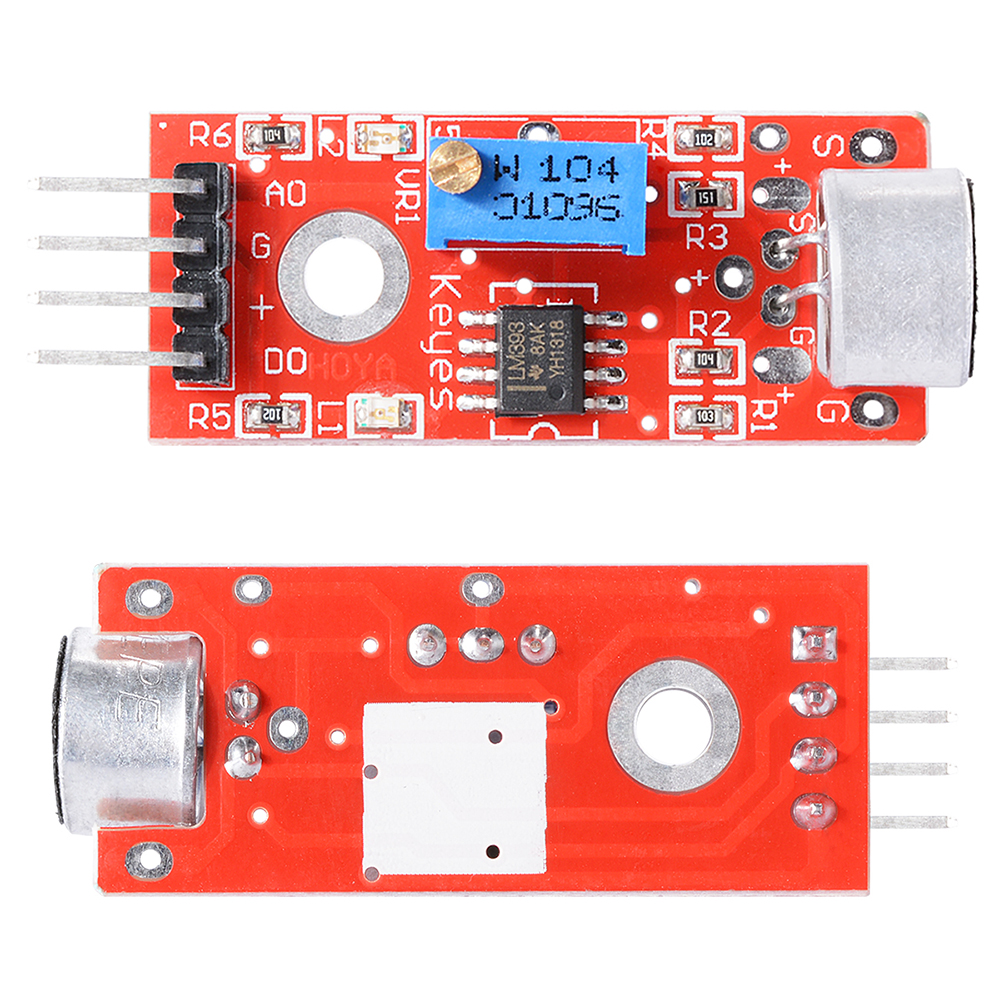 Basic Starter Kit Set High-Sensitive Module For Arduino Physical Projects TE469(China (Mainland))