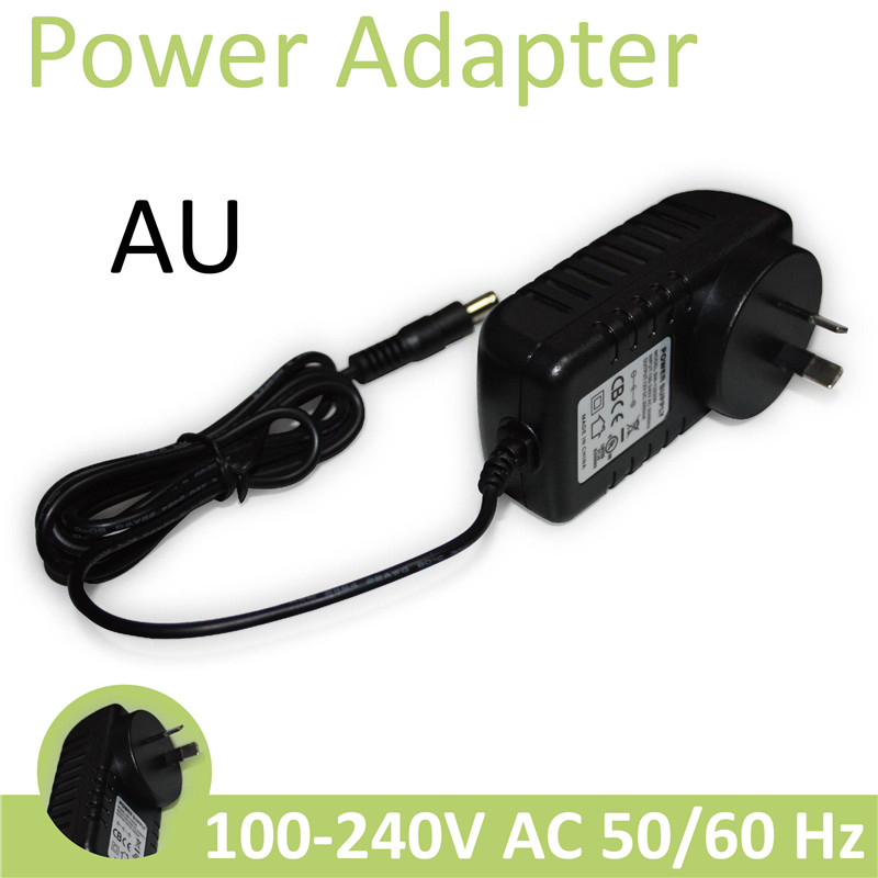 HY Power Adapter for IP camera supply Plug Socket Power Charger 12V 0.2A 1.5 Meter AU Power Supply For HY/ Wansview IP Camera(China (Mainland))