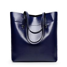PU Leather Bag Women Large Tote Bag Leather Shoulder Bag Designer Handbags High Quality Ladies Hand Bag sac a main