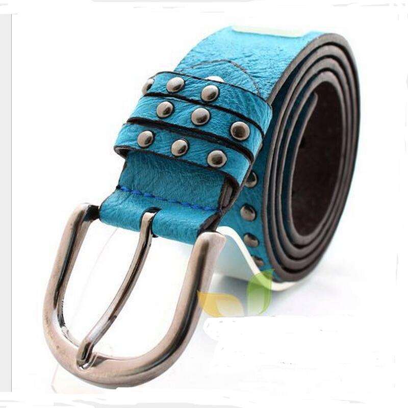 popular womens leather belts