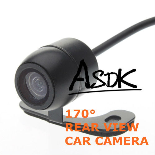 mini waterproof 1.8mm 170 Degree viewing angle view reverse Backup Car Rear Camera for parking