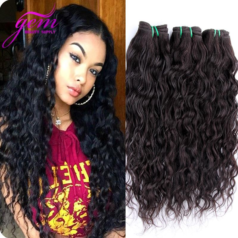 ... Hair-Brazilian-Water-Wave-400g-Wet-and-Wavy-Human-Hair-Natural-Wave