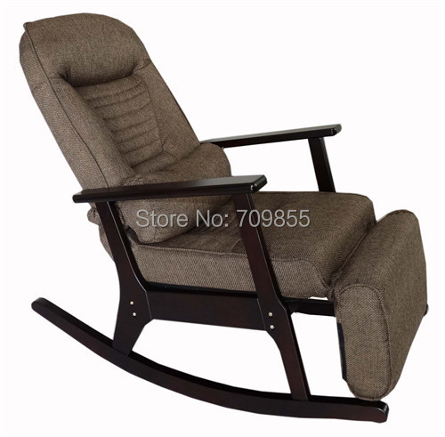 Rocking recliner chaise for elderly people japanese style - Sofas de descanso ...