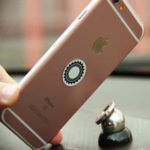 Магнит 360 вращающийся универсальный автомобильный держатель телефона для iphone магнитной сотовых мобильных телефонов владельца стенда поддержка для Samsung