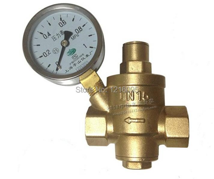 Buy brass pressure reducing valve with - Valvula reductora de presion ...