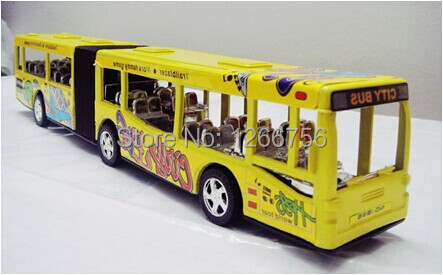 1/20 hot sale for children pullback city bus Plastics(China (Mainland))