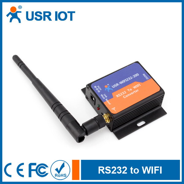 NEW Serial RS232 to Wifi Converter Module and Wifi to RS232 Serial Device Server wholesale(China (Mainland))
