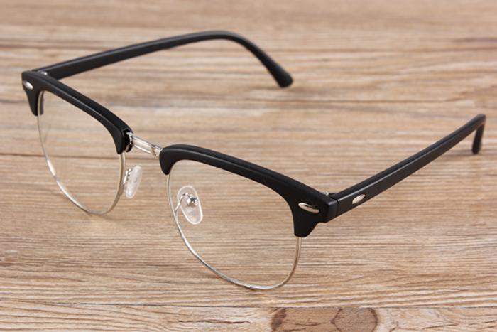 Vintage Wayfarer Glasses Women Brand Designer Glasses Frame Woman Classic Eyeglasses Frames Men oculos de grau