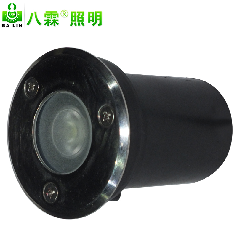 3w high power led buried lights lawn lamp according to the tree lights square lamp floor lamp(China (Mainland))