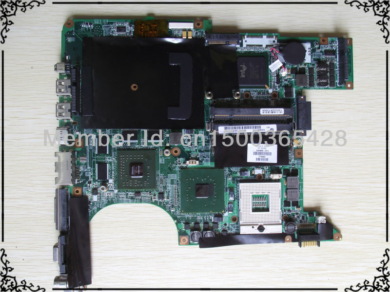 For HP DV9000 DV9500 945PM laptop motherboard 434659-001 434660-001 ,100% Tested and guaranteed in good working condition!!(China (Mainland))