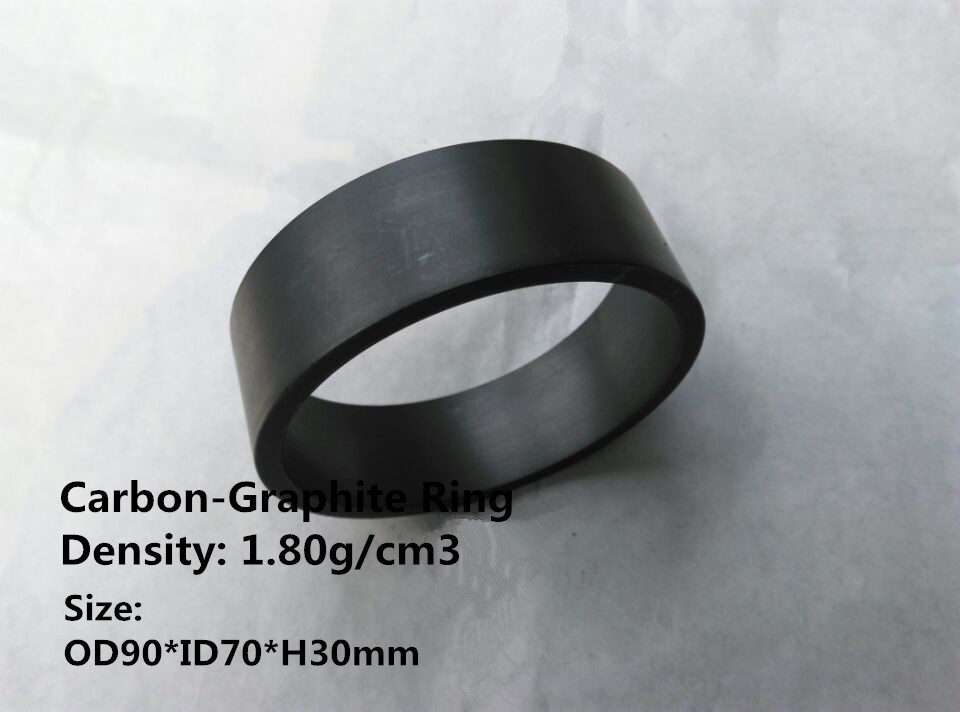Graphite Ring GR9030  ,   Graphite sleeve for Degassing in Molten Aluminum<br><br>Aliexpress