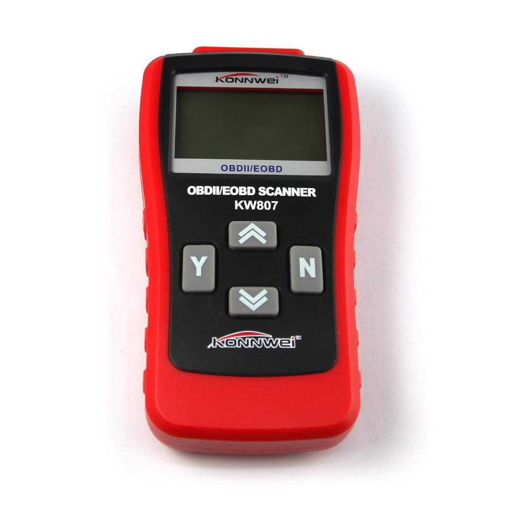 Auto Code Reader Scanner KW807 OBD2 Scanner Car Computer Vehicle Diagnostics Tool GS500 Models G0133,Auto Code reader Scanner(China (Mainland))