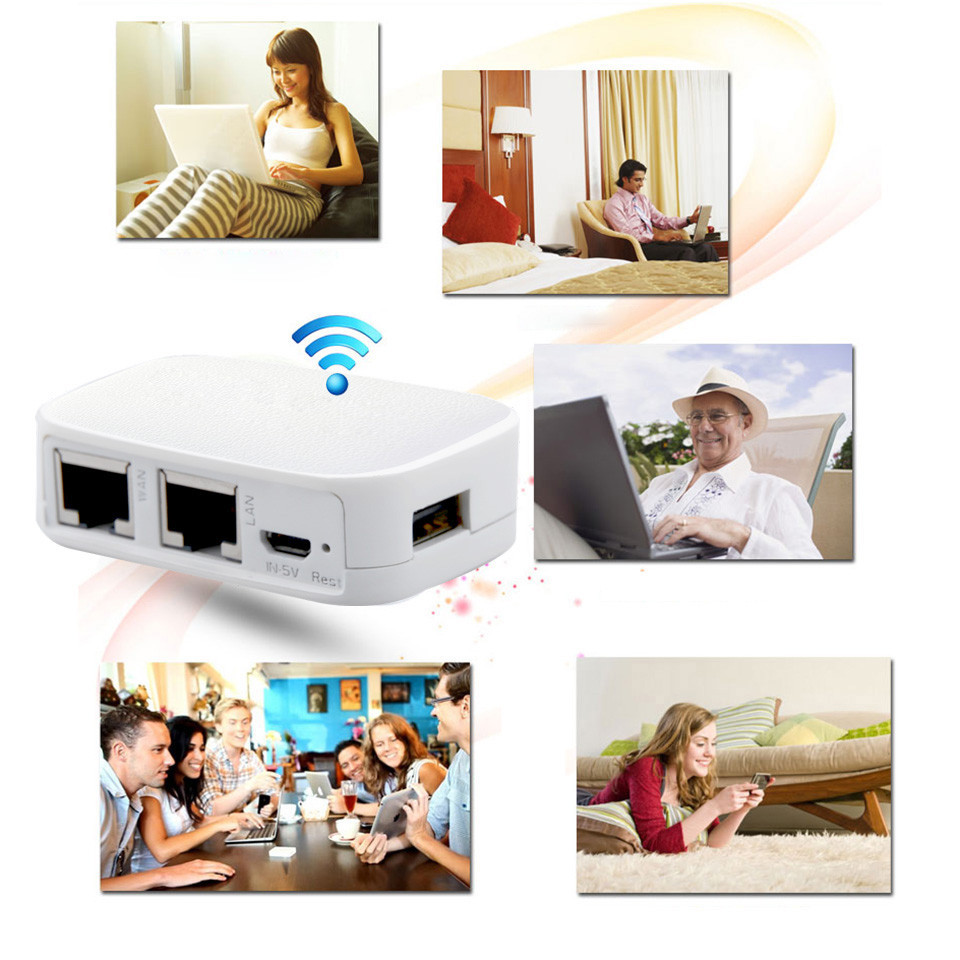 2016 New WT3020H 300M Portable Mini Router 802.11 b/g/n AP Repeater Client Bridge Wifi Wireless Router Support USB Flash Drive(China (Mainland))