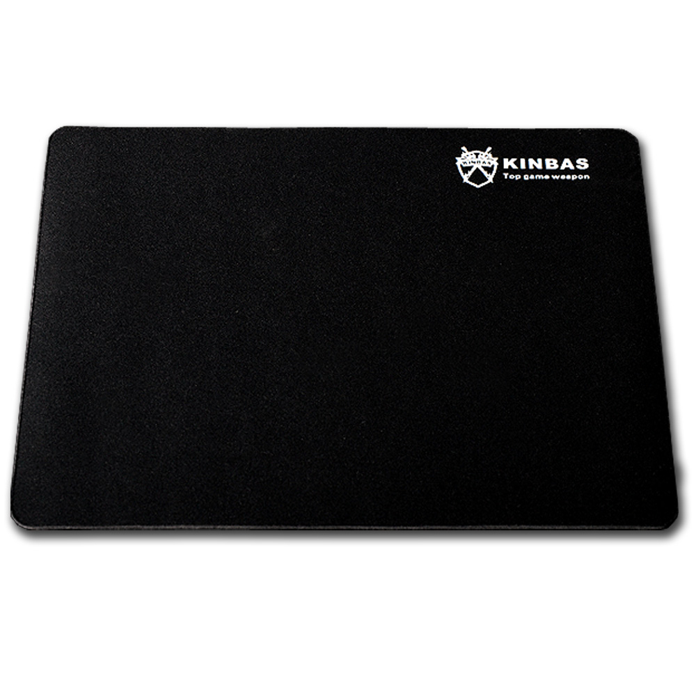 KINBAS Brand 260 x 210 2 mm Top Game Mouse Pad PC Computer Laptop Gaming Mice Play Mat Mousepad Fabric + Rubber Material - Atolla Global Flagship Store store