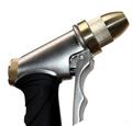Upgraded Blue Magic manguera Extensible 3 times Garden Hose Watering manguera Brass Water gun 100ft Garden Tools Brass Spray Gun