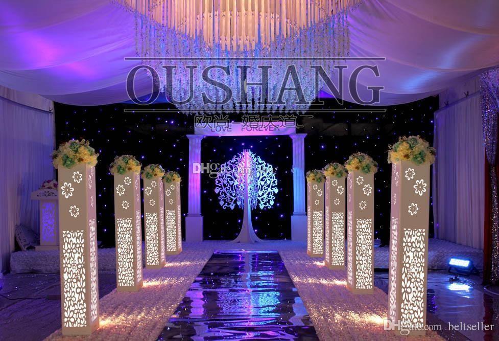 Gold Aisle Runner Wedding Promotion Online Shopping For