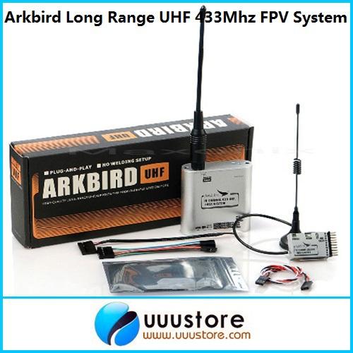 ARKBIRD Long Range UHF 443 10CH FHSS Control System For Futaba WLFY FLYSKY<br><br>Aliexpress