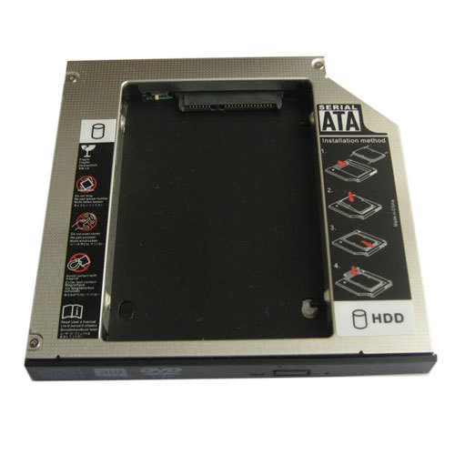 Oem 2nd Hard Drive Ssd Hdd Caddy Bay for Toshiba Satellite P50-a01d C55 C55a C55d Swap Su-208b(China (Mainland))