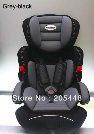 DHL Free Shipping ECE R44/04 Child/Baby/kids/infant Safety Car Seat/Chair for 9 month to 12 years old 9-36KG(China (Mainland))