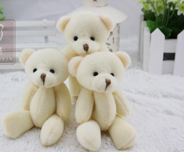 2014 New Design Cheapest Price Little Teddy Bear,Mini Stuffed Animals,Nice Quality Stuffed Cute Bears on Sale,Birthday Gift Sale(China (Mainland))
