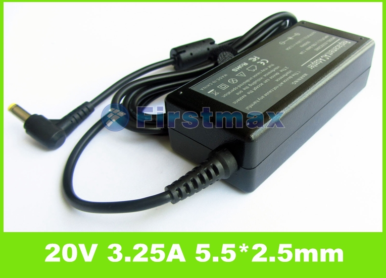 20v 3 25a 65w Ac Adapter Laptop Charger For Lenovo Ideapad