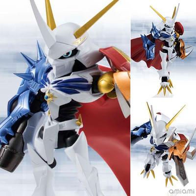 Фотография BANDAI NX EDGE STYLE Bandai genuine Omega beast Digimon Digimon
